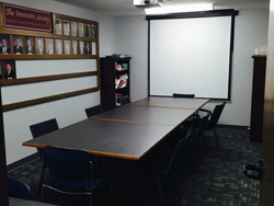 Beta's conference room